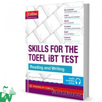 کتاب Collins Skills for The TOEFL iBT Test: Reading and Writing
