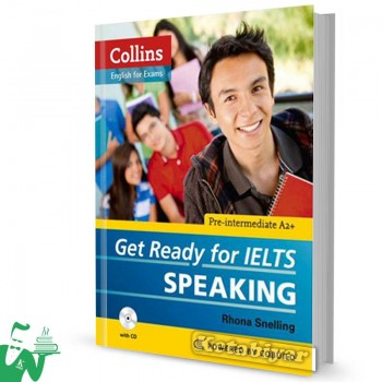 کتاب Collins Get Ready for IELTS Speaking Pre-Intermediate