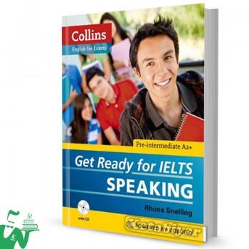 کتاب Collins Get Ready for IELTS Speaking Pre-Intermediate