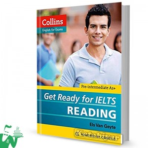 کتاب Collins Get Ready for IELTS Reading Pre-Intermediate