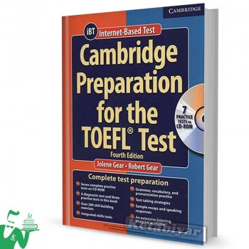 کتاب Cambridge Preparation for the TOEFL Test (IBT) 4th