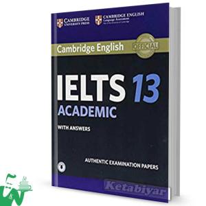 کتاب IELTS Cambridge 13 Academic