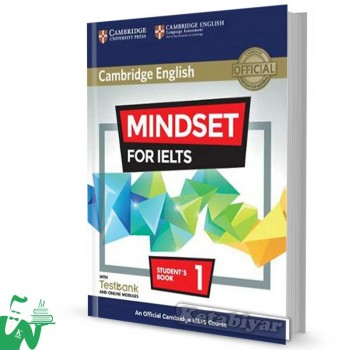 کتاب Cambridge English Mindset For IELTS 1 Student Book