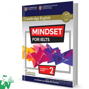 کتاب Cambridge English Mindset For IELTS 2 Student Book