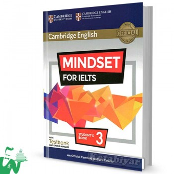 کتاب Cambridge English Mindset For IELTS 3 Student Book