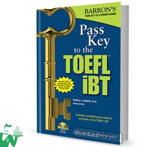 کتاب Pass Key to the TOEFL iBT 9th