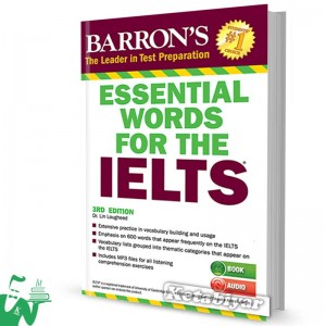 کتاب Essential Words for the IELTS 3rd