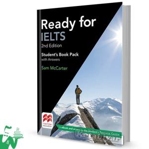 کتاب Ready for IELTS 2nd(SB+Answers Pack)