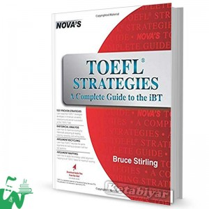 کتاب NOVA: TOEFL Strategies A Complete Guide to the Ibt