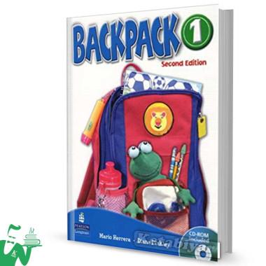 کتاب Backpack 1 SB+WB