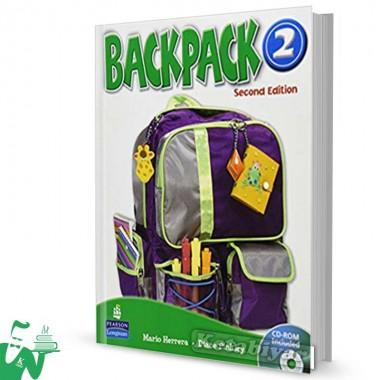 کتاب Backpack 2 SB+WB