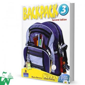 کتاب Backpack 3 SB+WB