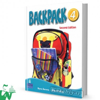 کتاب Backpack 4 SB+WB