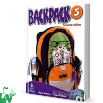 کتاب Backpack 5 SB+WB