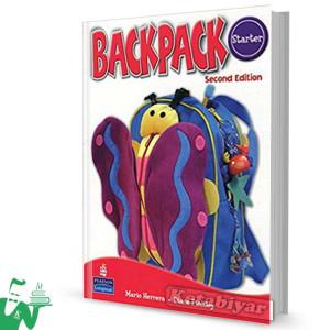 کتاب Backpack Starter SB+WB