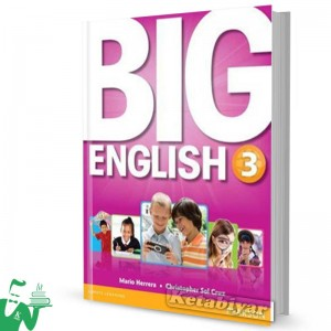 کتاب Big English 3 SB+WB