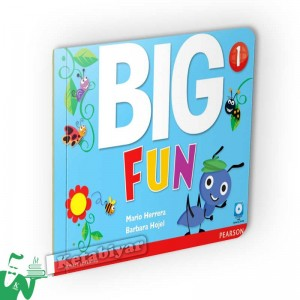کتاب Big Fun 1 SB+WB