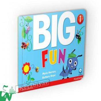 کتاب Big Fun 1 SB+WB