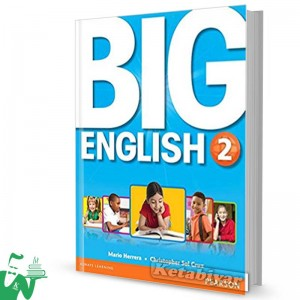 کتاب Big English 2 SB+WB