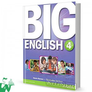 کتاب Big English 4 SB+WB