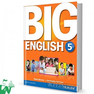 کتاب Big English 5 SB+WB
