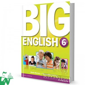 کتاب Big English 6 SB+WB