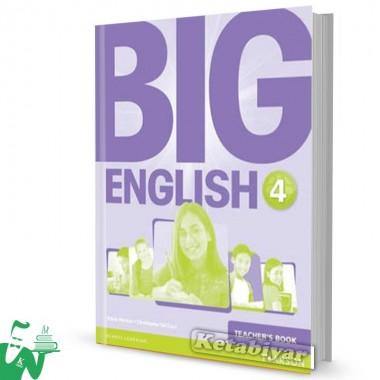 کتاب Big English 4 Teachers Book