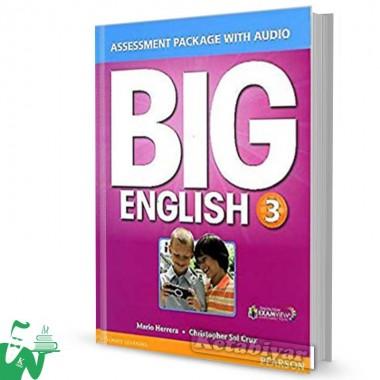 کتاب Assessment Package Big English 3