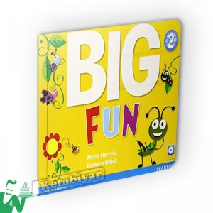 کتاب Big Fun 2 SB+WB
