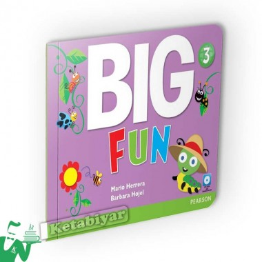 کتاب Big Fun 3 SB+WB