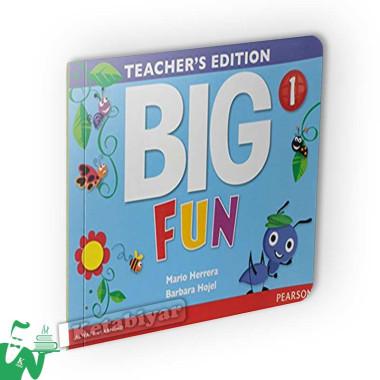 کتاب Big Fun 1 Teachers book