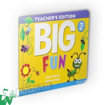 کتاب Big Fun 2 Teachers book