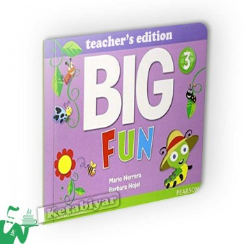 کتاب Big Fun 3 Teachers book