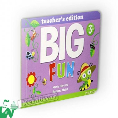 کتاب Big Fun 3 Teachers book