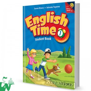 کتاب English Time 1 (2nd) SB+WB