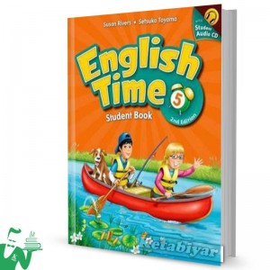 کتاب English Time 5 (2nd) SB+WB