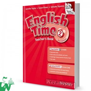 کتاب English Time 2 Teachers Book 2nd