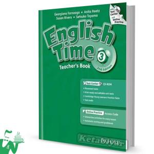 کتاب English Time 3 Teachers Book 2nd