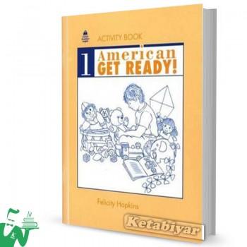 کتاب American Get Ready 1 Work Book
