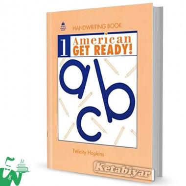 کتاب American Get Ready Handwriting 1