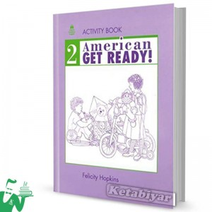 کتاب American Get Ready 2 Work Book