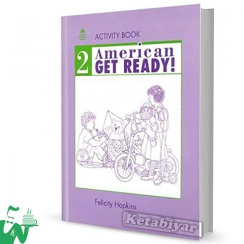 کتاب American Get Ready 2 Work Book