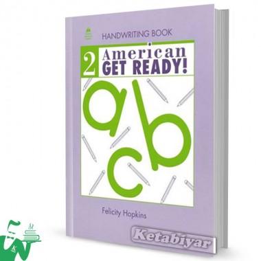 کتاب American Get Ready Handwriting 2