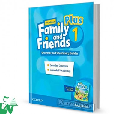 کتاب Family and Friends Plus 1 (2nd)