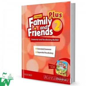 کتاب Family and Friends Plus 2 (2nd)
