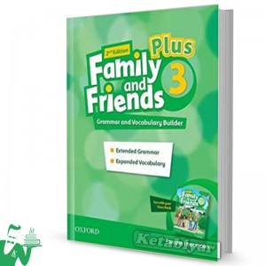 کتاب Family and Friends Plus 3 (2nd)