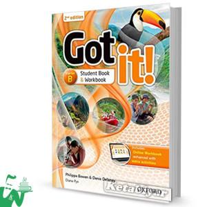 کتاب Got it! Starter B (2nd)