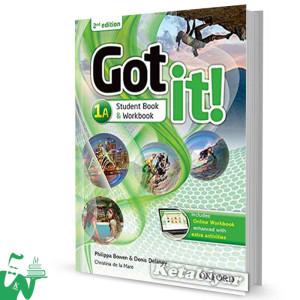 کتاب Got it! 1A (2nd)