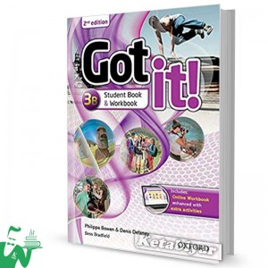 کتاب Got it! 3B (2nd)