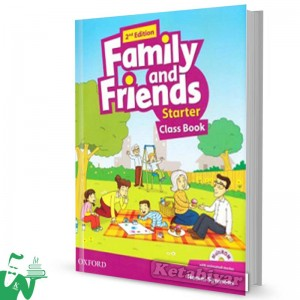 کتاب Family and Friends starter (2nd) SB+WB